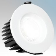 ALL LED AFD010D Fire Rated Dimmable COB LED Downlights