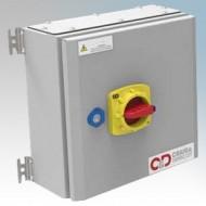 Craig & Derricott i-Switch TPN Fuse Combination Units