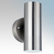 Luceco Stainless Steel Wall Lights