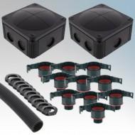 Wiska BRACE Polypropylene Flexible Contractor Packs