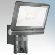 Steinel XLED-CAM Floodlight With Security Camera IP44