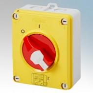 Gewiss 70 RT HP Range Rotary isolators
