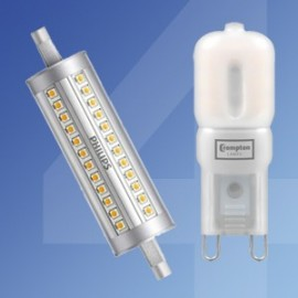 LED Capsule Lamps