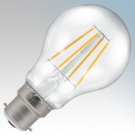 Crompton Lamps Clear LED GLS Filament Lamps