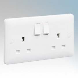 MK Base White Moulded Accessories