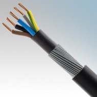 6945X 5 Core Steel Wire Armoured Cable