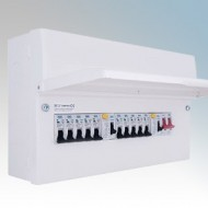 BG Electrical Fortress Consumer Units