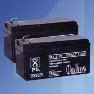 Sealed Lead Acid Alarm Batteries