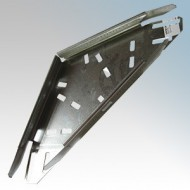 Galvanised Steel Medium Duty Flat Bends
