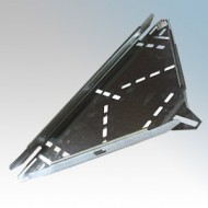Galvanised Steel Medium Duty Equal Tees