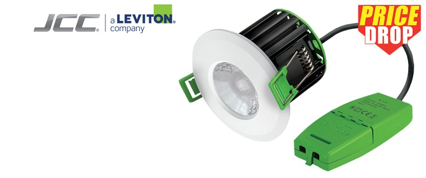 JCC Lighting JC1001/WH V50 Series